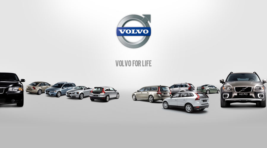volvo for life